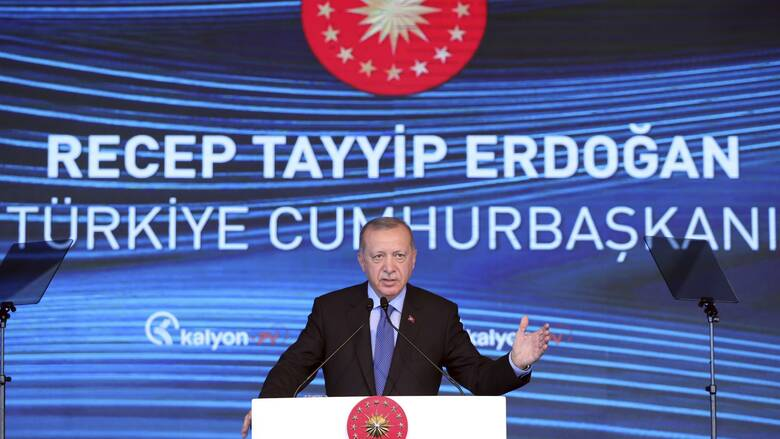 Ποια είναι η «έκπληξη» που θα ανακοινώσει την Παρασκευή ο Ερντογάν ...