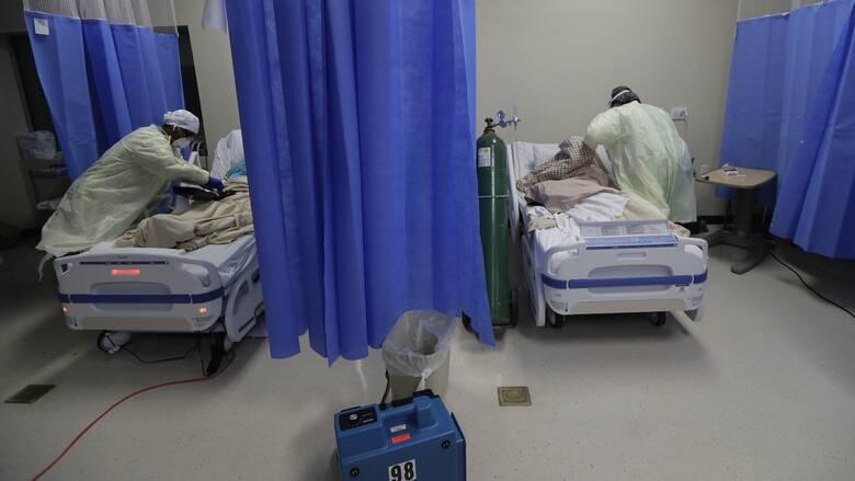 Κορωνοϊός - Reuters: Αύξηση κρουσμάτων στις ΗΠΑ, ρεκόρ θανάτων στην Ινδία