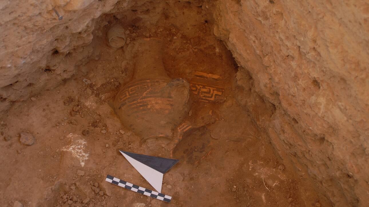 ΥΠΠΟΑ: Εντυπωσιακά ευρήματα σε ανασκαφή - Στο ιερό του Ποσειδώνα στο Αίγιο