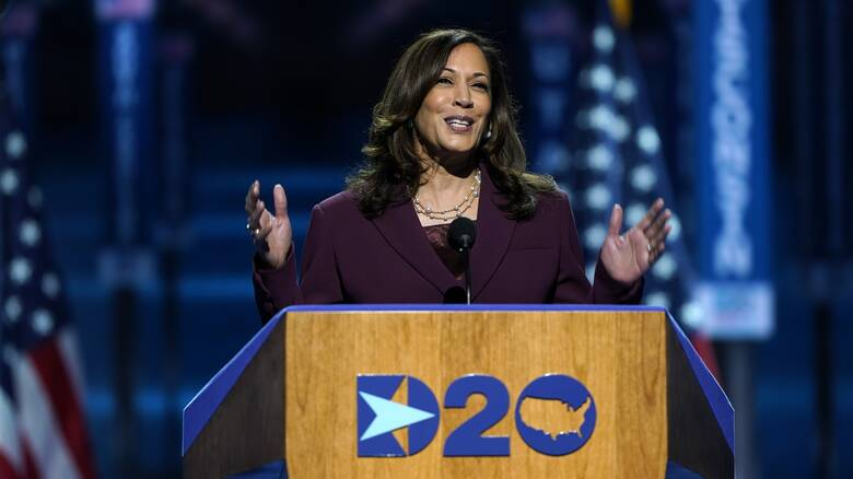 Κάμαλα Χάρις: Και επισήμως η πρώτη μαύρη γυναίκα που διεκδικεί την αντιπροεδρία των Δημοκρατικών