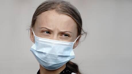 Τούνμπεργκ: Καταδικάζει την «πολιτική αδράνεια» για την υπερθέρμανση του πλανήτη