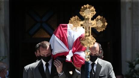 Σάββας Θεοδωρίδης: Το τελευταίο αντίο στο ιστορικό στέλεχος του Ολυμπιακού