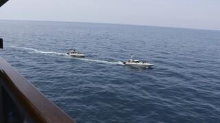 To Ιράν κατέσχεσε πλοίο των Ηνωμένων Αραβικών Εμιράτων και συνέλαβε το πλήρωμά του