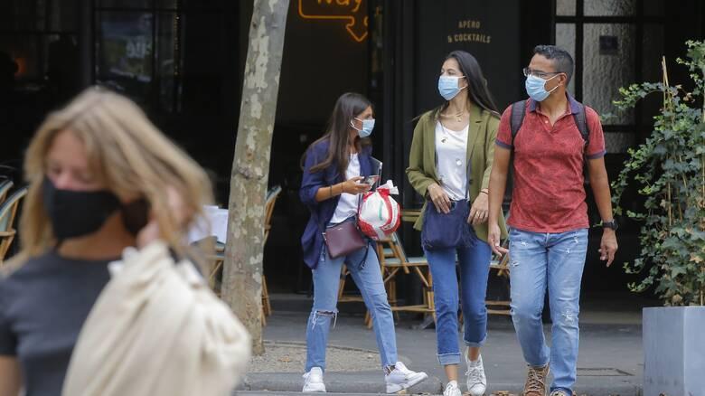 Κορωνοϊός: Ρεκόρ κρουσμάτων στη Γαλλία - «Δεν πάνε καλά τα πράγματα» στην Ισπανία