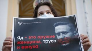 Ναβάλνι: Στο Βερολίνο για νοσηλεία ο Ρώσος ακτιβιστής που παραμένει διασωληνωμένος