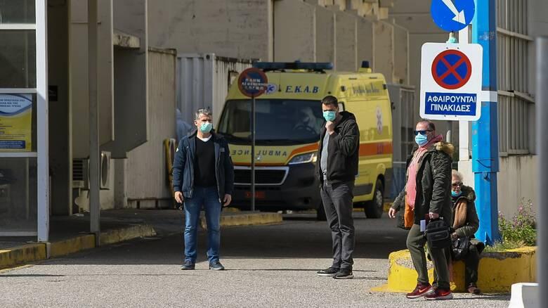 Κορωνοϊός: Ακόμη δύο νεκροί στη χώρα μας, ο ένας χωρίς υποκείμενο νόσημα