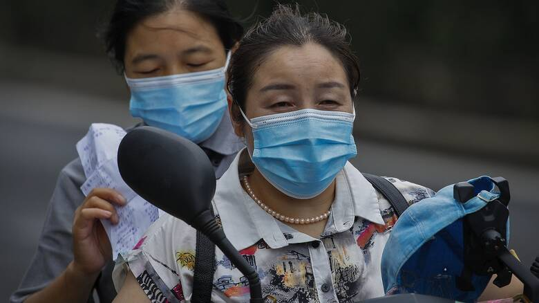 Κορωνοϊός: Χωρίς μάσκες στους εξωτερικούς χώρους οι κάτοικοι του Πεκίνου