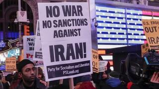 «Απογοητεύτηκαν» οι ΗΠΑ από τη στάση των Ευρωπαίων για τις κυρώσεις στο Ιράν