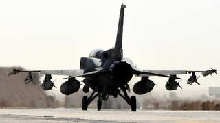 Στη Σούδα F-16 των Εμιράτων για κοινές ασκήσεις με την Πολεμική Αεροπορία