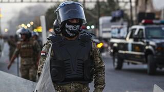 Χάος στο Ιράκ: Διαδηλωτές πυρπόλησαν γραφείο του κοινοβουλίου στη Βασόρα