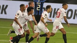 Europa League: Στο τέλος κερδίζει η... Σεβίλλη