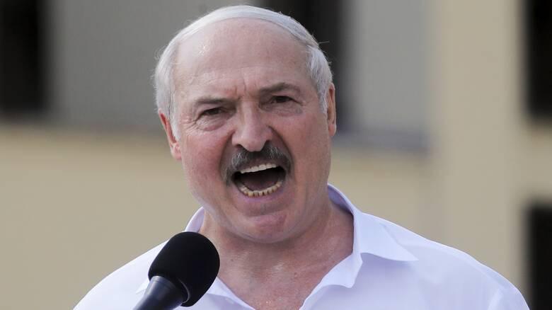 Λευκορωσία: Εντολή Λουκασένκο στον στρατό να υπερασπιστεί την ακεραιότητα της χώρας