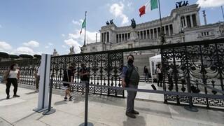 Κορωνοϊός: Νέο ρεκόρ κρουσμάτων στη Ρώμη