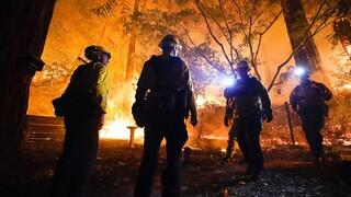 Καλιφόρνια: Μαίνονται οι πυρκαγιές - Φόβοι για επιδείνωση των συνθηκών