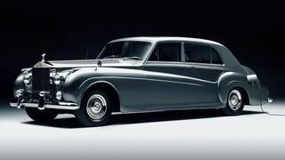 H Phantom V, η αγαπημένη Rolls Royce της βασίλισσας της Μεγάλης Βρετανίας, γίνεται ηλεκτρική