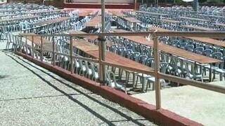 Χανιά: Η αστυνομία σταμάτησε στο παρά πέντε γαμήλιο γλέντι με... 1.000 καλεσμένους!