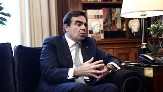 Σχοινάς: Η ΕΕ επιβεβαιώνει την πλήρη αλληλεγγύη της προς Ελλάδα και Κύπρο