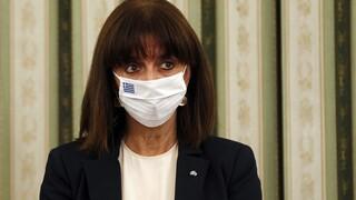 Σακελλαροπούλου: Η αύξηση των κρουσμάτων απειλεί όσα καταφέραμε τους προηγούμενους μήνες