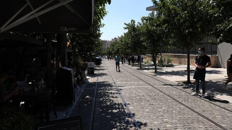 Κορωνοϊός: Οι περιοχές της Αθήνας με τα περισσότερα κρούσματα
