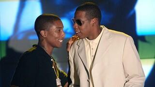 Φαρέλ Γουίλιαμς και Jay-Z συνεργάζονται σε ένα τραγούδι για τη φυλετική ανισότητα