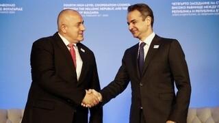 Ζάππειο: Έπεσαν οι υπογραφές Έλλαδας - Βουλγαρίας για το φυσικό αέριο στην Αλεξανδρούπολη