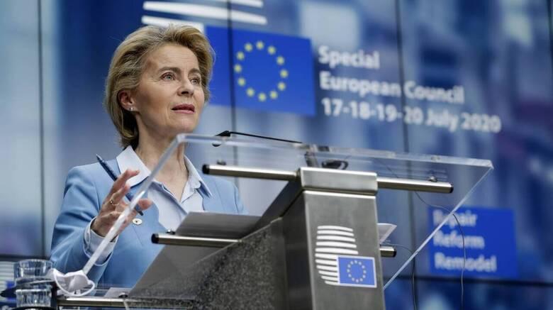 Ευρωπαϊκή Επιτροπή: 2,7 δισ. ευρώ για την Ελλάδα μέσω του προγράμματος SURE