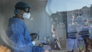 Κορωνοϊός: Μειώθηκαν τα κρούσματα - 170 νέα