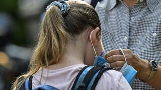 Άνοιγμα σχολείων: Γιατί είναι υποχρεωτική η μάσκα