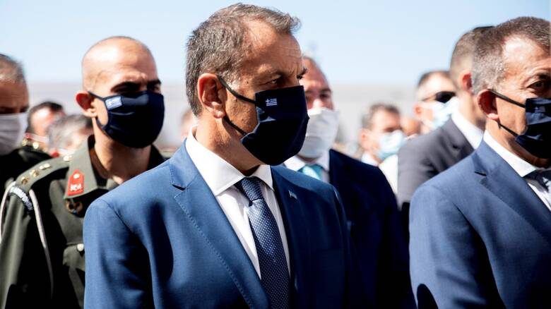 Επικοινωνία Παναγιωτόπουλου-Ουάλας για την παραβατική συμπεριφορά της Τουρκίας