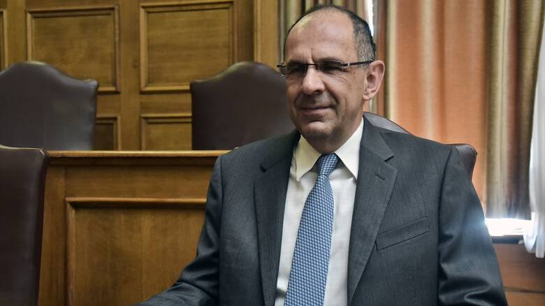 Γεραπετρίτης: Δεν θα γίνει διάλογος με την Τουρκία υπό στρατιωτική πίεση