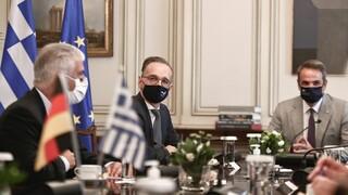Ο Μάας στην Αθήνα: Πρωτοβουλία για ελληνοτουρκικό διάλογο εν μέσω νέας κλιμάκωσης