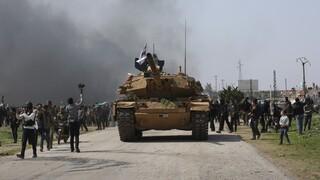 Ρωσικό στρατιωτικό όχημα δέχθηκε επίθεση στην Συρία