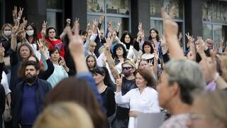 Λευκορωσία: Ποινή φυλάκισης 10 ημερών σε ηγετικό στέλεχος της αντιπολίτευσης