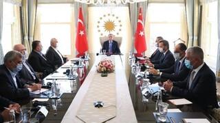 Οργή της Ουάσινγκτον για τις σχέσεις του Ερντογάν με τη Χαμάς
