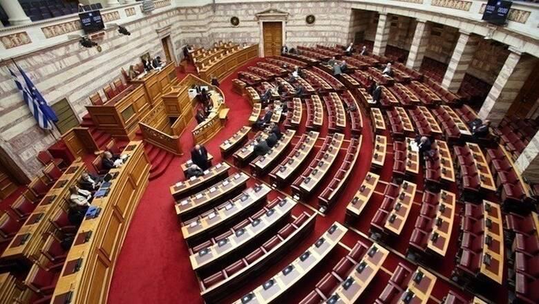 Στην Ολομέλεια της Βουλής η κύρωση των συμφωνιών για τις ΑΟΖ με Αίγυπτο και Ιταλία