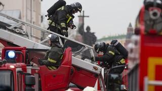 Ρωσία: Έκρηξη σε κτήριο στη Μόσχα - Στις φλόγες τρεις όροφοι