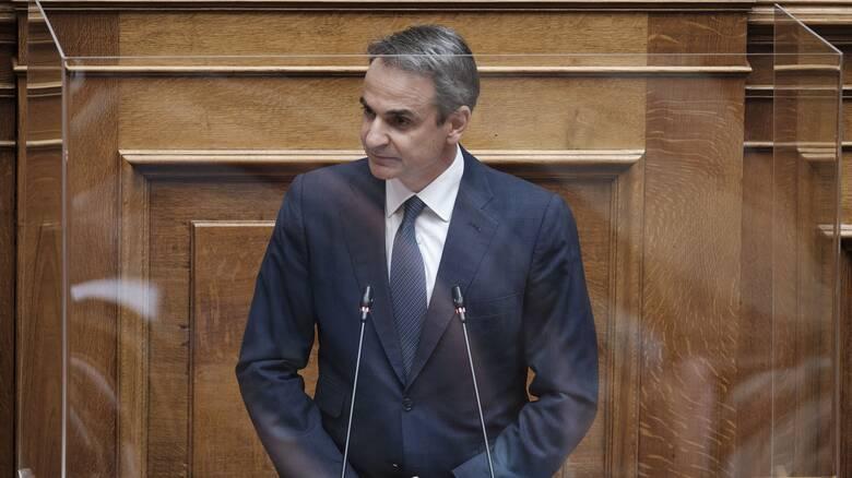 Μητσοτάκης: Η Ελλάδα επεκτείνει την αιγιαλίτιδα ζώνη προς δυσμάς από τα έξι στα 12 μίλια