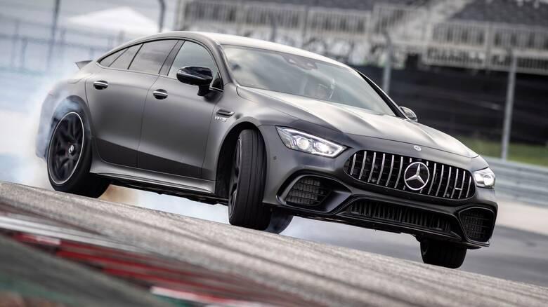 Αυτοκίνητο: Η αναμενόμενη plug-in υβριδική Mercedes-AMG GT 73e ίσως να ξεπερνά τους 800 ίππους