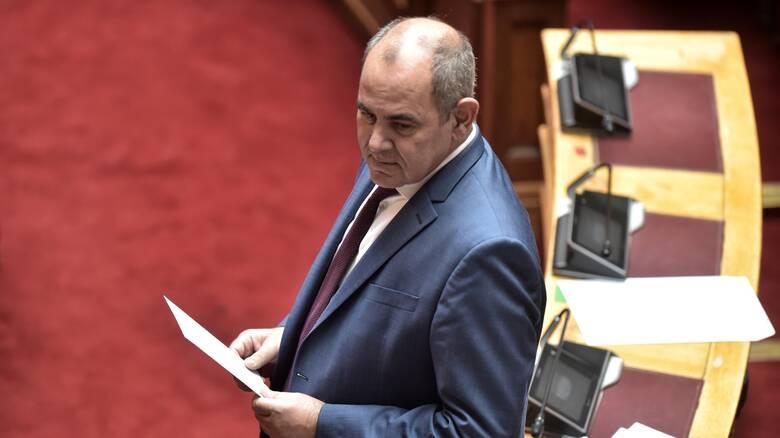 Κορωνοϊός: Σε καραντίνα ο υφυπουργός Παιδείας, Βασίλης Διγαλάκης