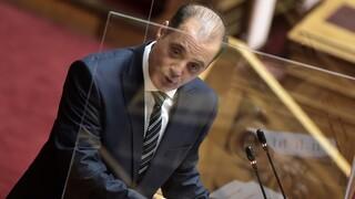 Βελόπουλος: Ολίσθημα η μερική οριοθέτηση ΑΟΖ - Εκπτώσεις στην κυριαρχία της χώρας