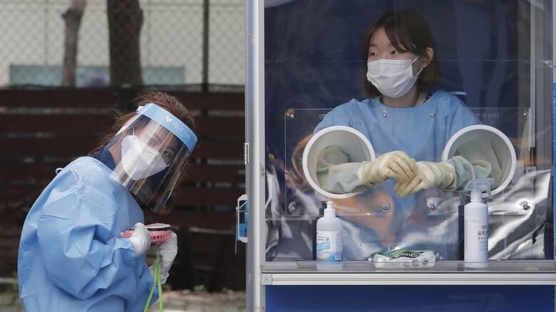 Kορωνοϊός: Έκλεισε το κοινοβούλιο στη Ν. Κορέα - Ομάδα βουλευτών σε καραντίνα