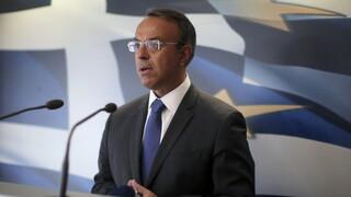 Σταϊκούρας: Καινοτόμο το νέο πλαίσιο για το ιδιωτικό χρέος