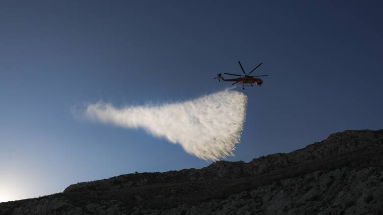 Πολύ υψηλός κίδυνος πυρκαγιάς την Παρασκευή στην Αττική (χάρτης)