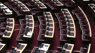 Τηλεφώνημα - φάρσα για βόμβα στη Βουλή