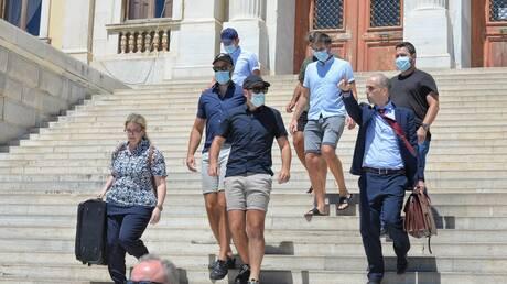 «Φοβήθηκα για τη ζωή μου»: Ξεσπά ο Χάρι Μαγκουάιρ - Περιγράφει στο BBC όσα έζησε στην Ελλάδα