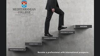 Τρεις βασικοί λόγοι για σπουδές στο Mediterranean College