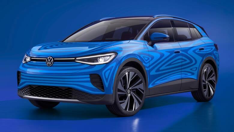 Αυτοκίνητο: Γιατί η VW δίνει τόση έμφαση στην αεροδυναμική του ηλεκτρικού SUV ID.4;