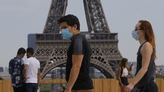 Κορωνοϊός - Παρίσι: Μάσκες παντού με εντολή της κυβέρνησης Μακρόν