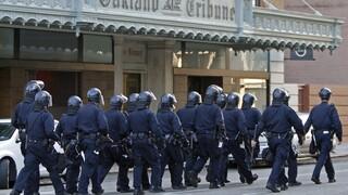 Όκλαντ: Οργή και συλλήψεις μετά το σοβαρό τραυματισμό του Τζέικομπ Μπλέικ από αστυνομικούς