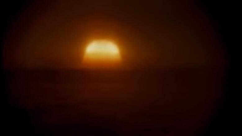 Tsar Bomba: Στη δημοσιότητα αποχαρακτηρισμένο βίντεο με τη σοβιετική βόμβα υδρογόνου